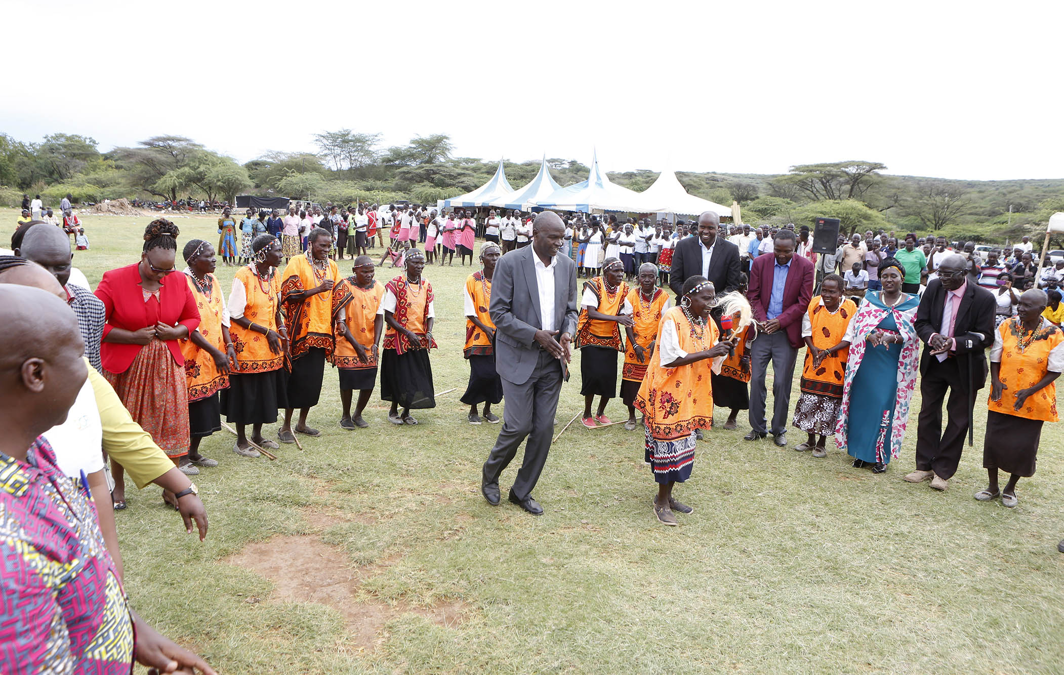 Governor-Baringo County-Chuine conservancy_bcca_financial_support